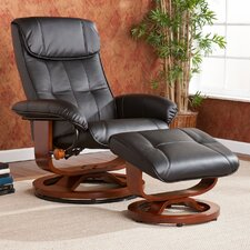 Carter Recliner and Ottoman