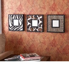 Kalmia Mirrors (Set of 3)