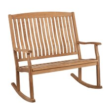 Highland Teak Garden Bench