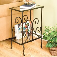 Weber End Table