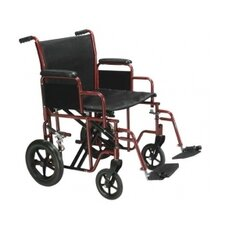 Heavy Duty Transport Wheelchair