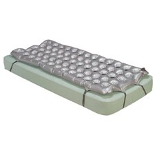 Static Guard Air Mattress Overlay in Dark Grey