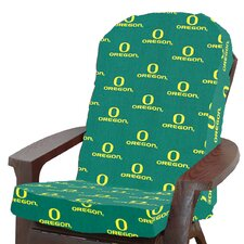 NCAA  Adirondack Chair Cushion