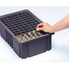 Conductive Dividable Grid Storage Container Long Dividers for DG93030CO