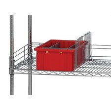 Q-Stor Wire Shelving Shelf Dividers