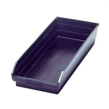 "Recycled Shelf Bin (4"" H x 8 3/8"" W x 23 5/8"" D)"