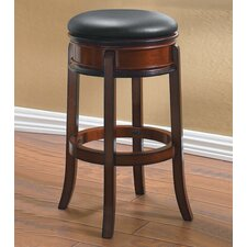 "Magellan 29"" Swivel Stool in Brandy"