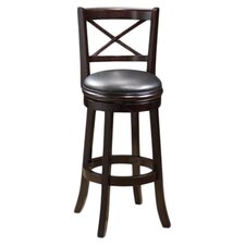 "Georgia 29"" Bar Stool in Light Cherry"