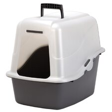 Hooded Litter Pan
