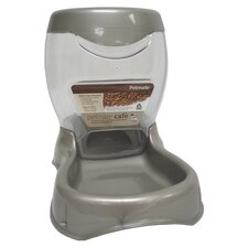 Cafe Pet Feeder in Pearl Tan