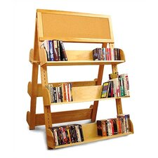 A-Frame Rack with Cork Boards