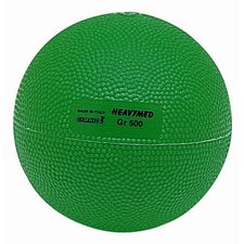 "4"" Heavymed Ball in Green"