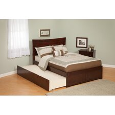 Urban Lifestyle Metro Bed with Trundle
