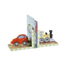 Transportation Book Ends