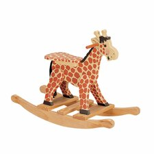 Safari Giraffe Kid's Rocking Chair