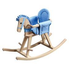 Rocking Horse in Natural