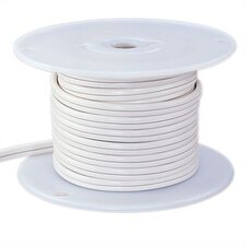 Ambiance 100ft Outdoor White Cable