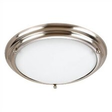 Centra Small 3 Light Flush Mount