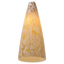 Ambiance Transitions Creme Glass Shade