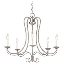Scandia 5 Light Chandelier