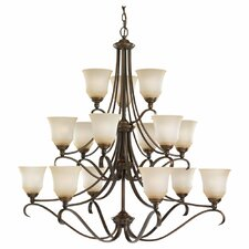 15 Light Chandelier