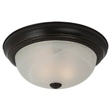 Windgate 3 Light Flush Mount