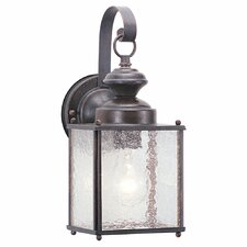 Sheppard 1 Light Wall Lantern