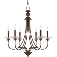 Lemont 6 Light Chandelier
