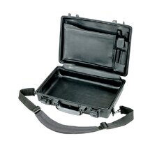 "Attache Case with Foam: 13"" x 16.63"" x 4.5"""
