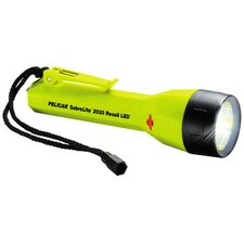 SabreLite Recoil LED Hi Intensity Flashlight (Black)