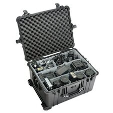 "Pelican - Large Protector Cases 24.56"" X 19.31"" X 11.93""Black Case: 562-1610Nf-Black - 24.56"" x 19.31"" x 11.93""black case"