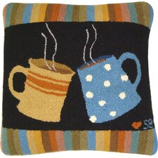 Cuppa Joe Square Pillow