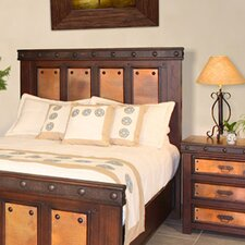 Copper Canyon Panel Headboard