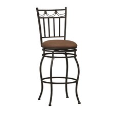 "24"" Swag Counter Stool"