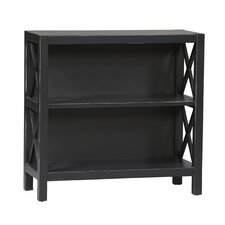 Anna 2-Shelf Bookcase