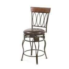 Four Oval Back Counter Stool