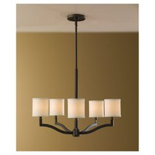 Stelle 5 Light Chandelier