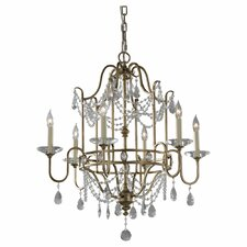Gianna 6 Light Chandelier