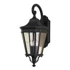 Cotswold Lane Outdoor Medium Wall Lantern
