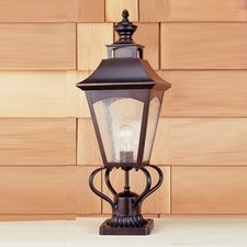 Homestead Post Lantern