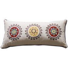 Andorra Embroidered Decorative Pillow