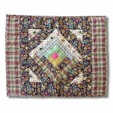 Garden Path Standard Pillow Sham