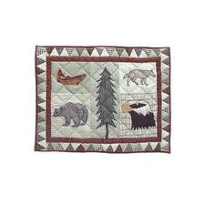 Mountain Whispers Standard Pillow Sham