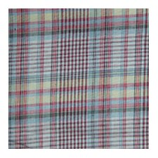 Red Lines and Off White Plaid Napkin (Set of 4)
