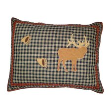 Winter Trails Cotton Pillow Sham