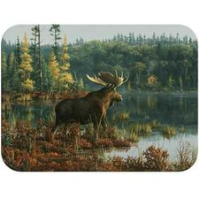 Tuftop Moose Cutting Board