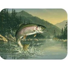 Tuftop Rainbow Trout Cutting Board