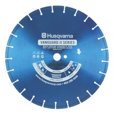 Vanguard II Blue 250V Premium Walk Behind Saw Diamond Blades