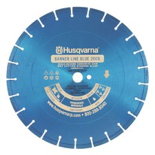Banner Line Blue 200B Super Premium Walk Behind Saw Diamond Blades
