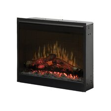 "Electraflame 26"" Self Trimming Electric Firebox"